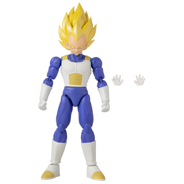 Figurine Super Saiyan 3 Vegeta Dragon Ball