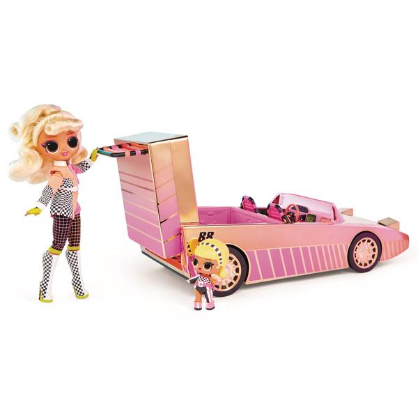 Poupée LOL Surprise néon avec voiture