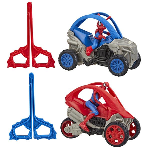 Moto Rip N' Go - Spiderman