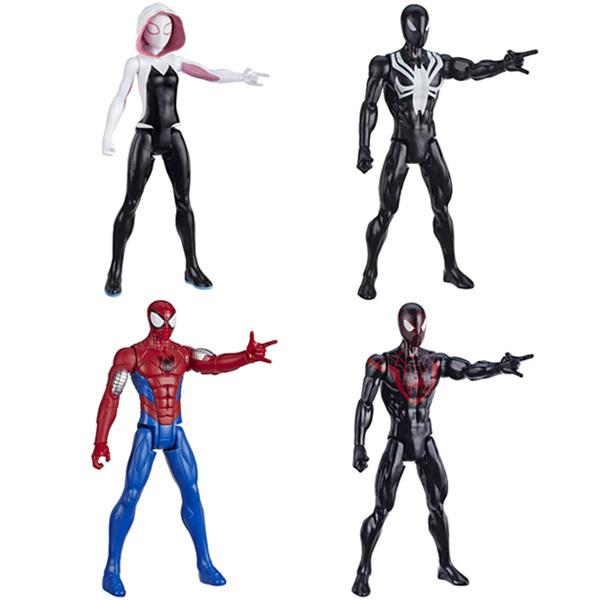 Figurines Spiderman Titan Web Warriors 30 cm