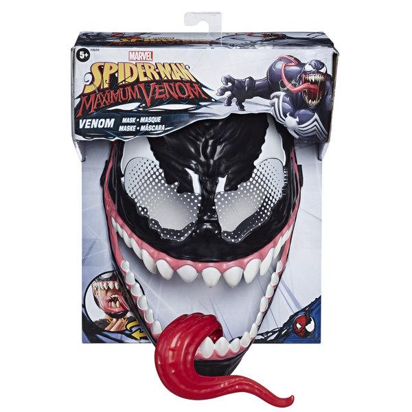 Masque Spiderman Maximum Venom - Marvel
