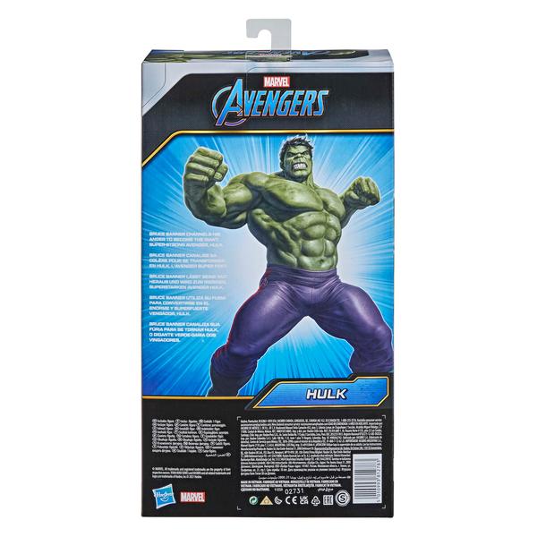 Figurine Hulk Titan Hero Series Blast gear 30 cm - Marvel