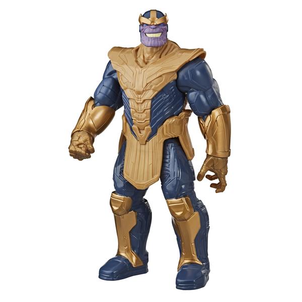 Figurine Thanos Titan Hero Series Blast Gear 30 cm - Marvel