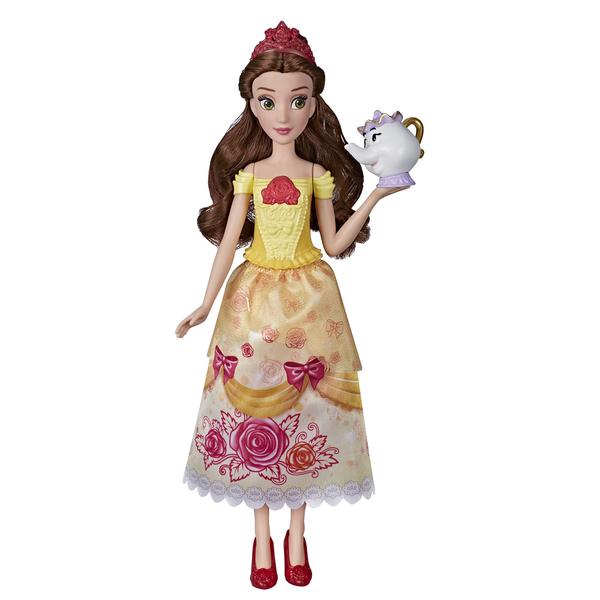 Poupée Musicale Belle - Disney Princesses