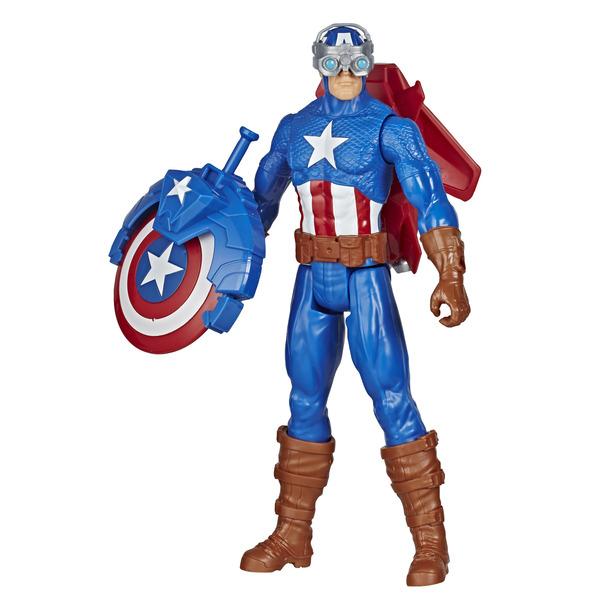 Figurine Captain America Titan Hero Blast Gear - Avengers