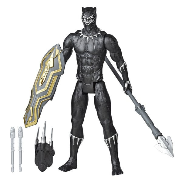 Figurine Black Panther Titan Hero Blast Gear - Avengers