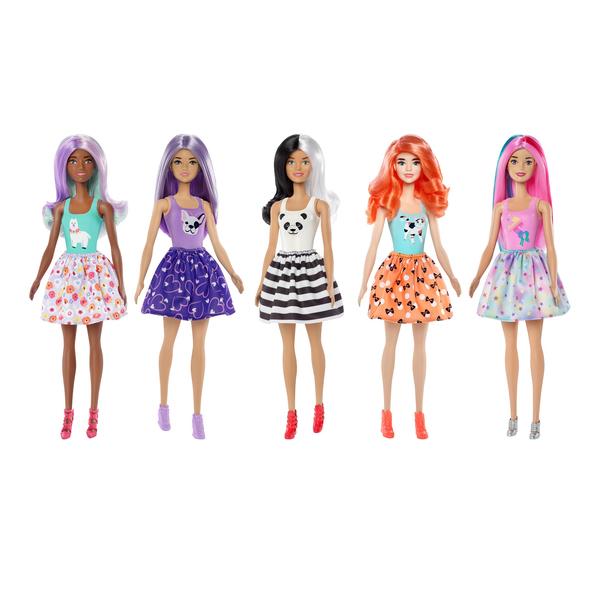 Poupée Barbie Color Reveal