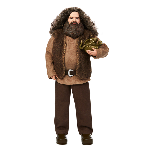 Poupée Rubeus Hagrid - Harry Potter