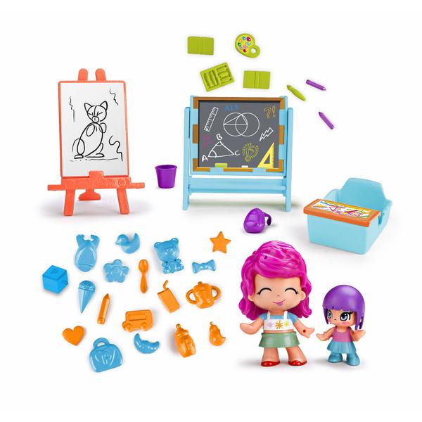 L'école de peinture Pinypon