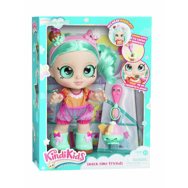 Poupée Kindi Kids Peppa-Mint 27 cm