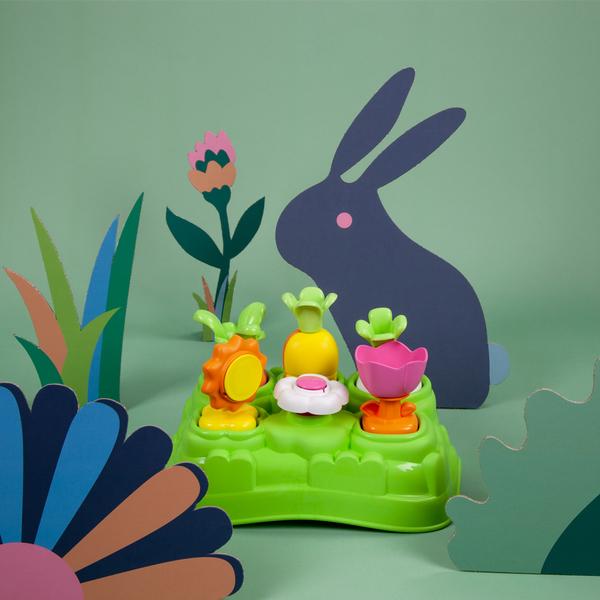 Jeu à empiler mon premier jardin - Play For Future
