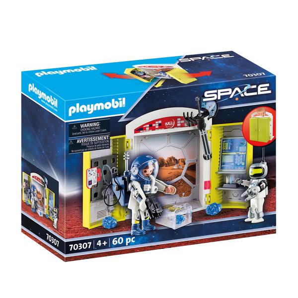 70307 - Plamobil Space - Coffre Base spatiale