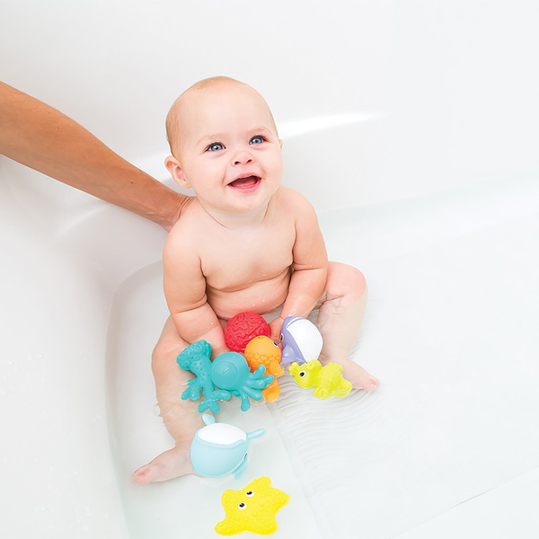 Jouets de bain arroseurs 8 pièces
