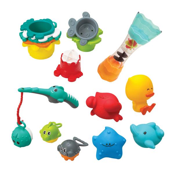 Jouets de bain 17 pièces