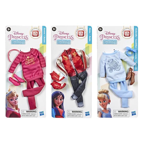 Tenue Comfy Squad - Disney Princesses