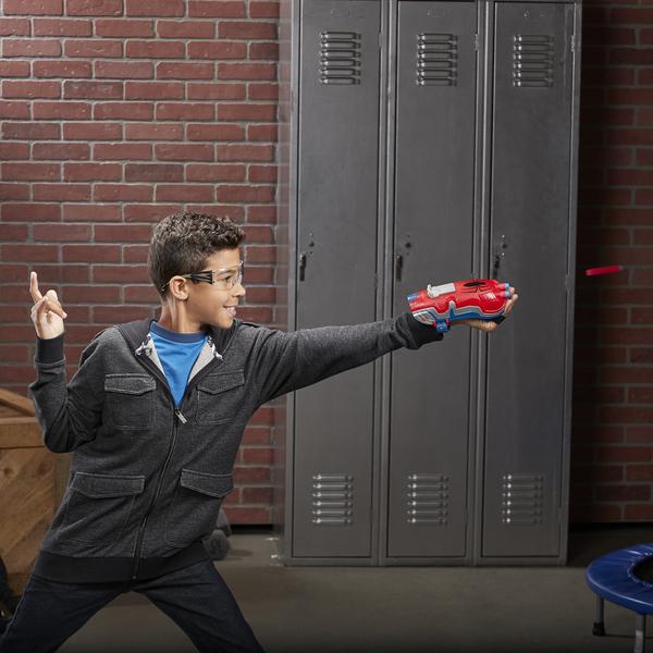 Lanceur de projectiles Spiderman Nerf Power Moves - Marvel