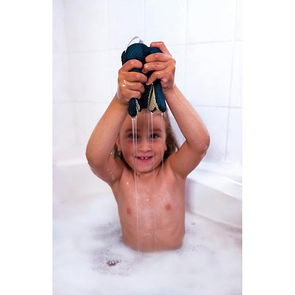 Éponge de bain Mes petits barboteurs assortiment