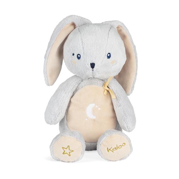 Peluche Mon doudou veilleuse lapin