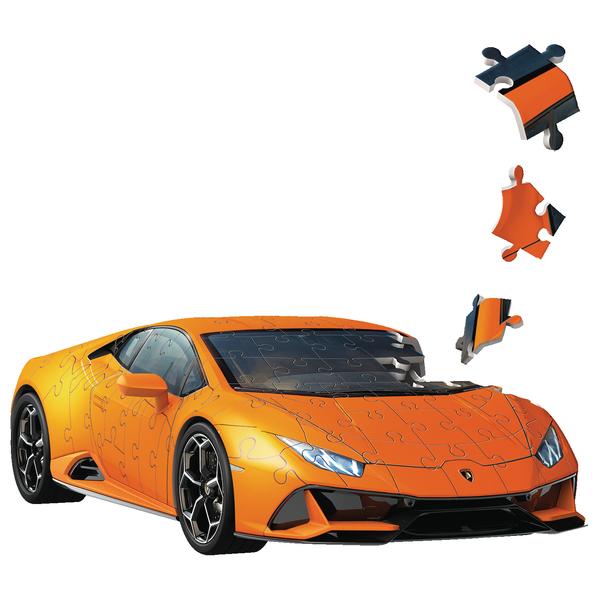 Puzzle 3D Lamborghini 108 pièces