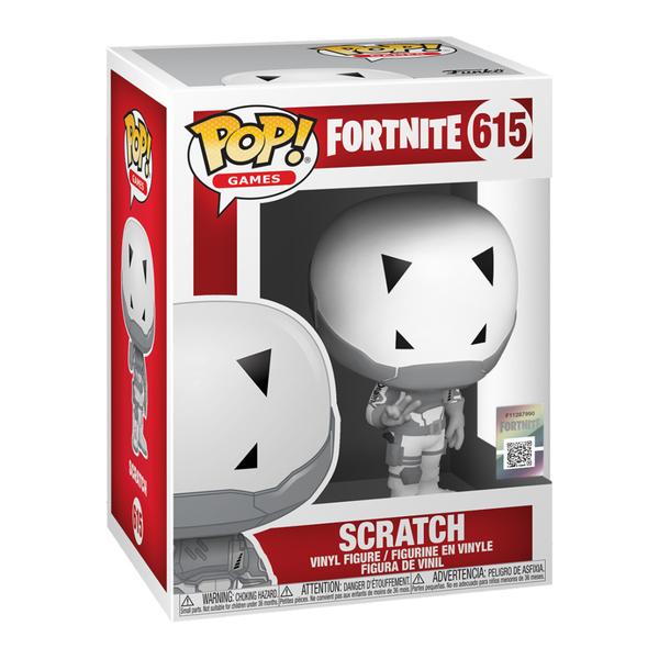 Figurine 615 Funko POP Fortnite - Scratch