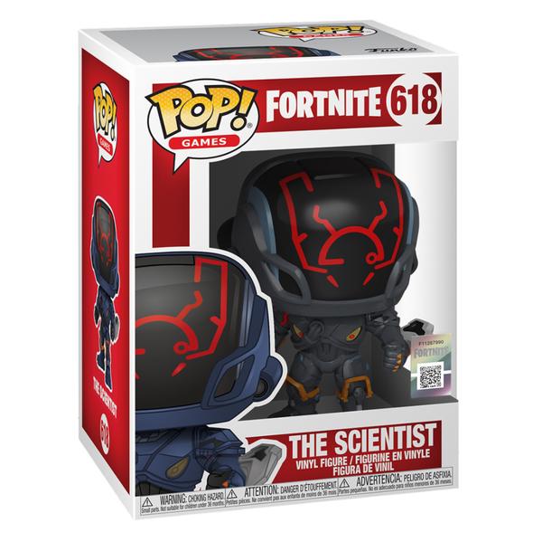 Figurine 618 Funko POP Fortnite - The Scientist