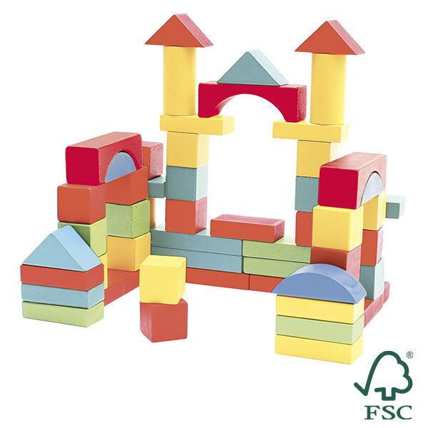 Baril 100 blocs de construction