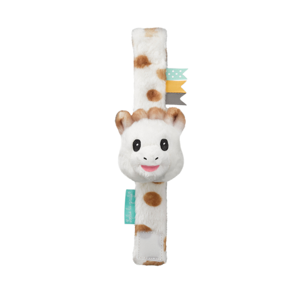 Hochet poignet/cheville Sophie la girafe