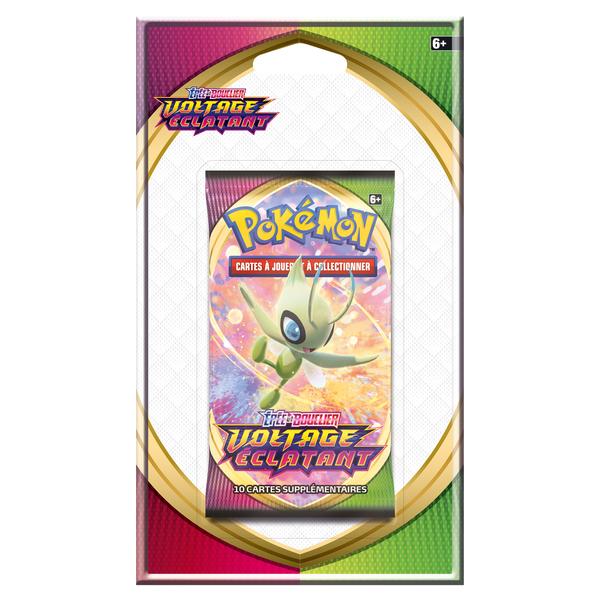Pokémon Booster blister EB4