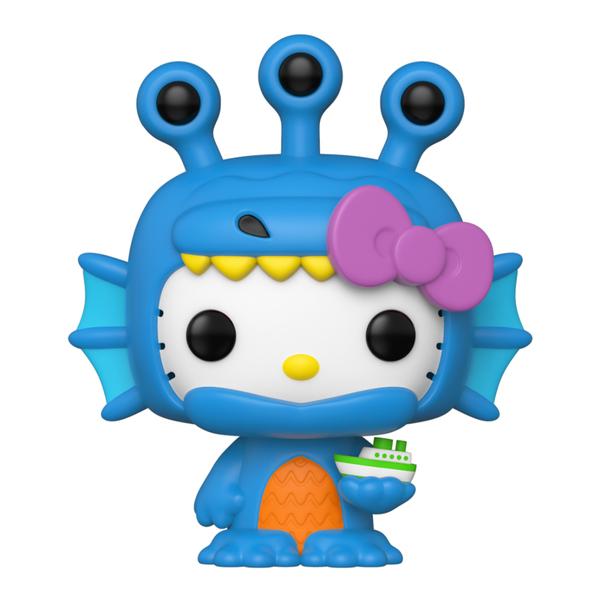 Figurine Hello Kitty Sea Kaiju 41 - Funko Pop