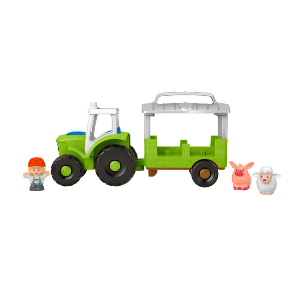 Tracteur Little People