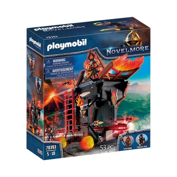 70393 - Playmobil Novelmore - Tour d'attaque mobile