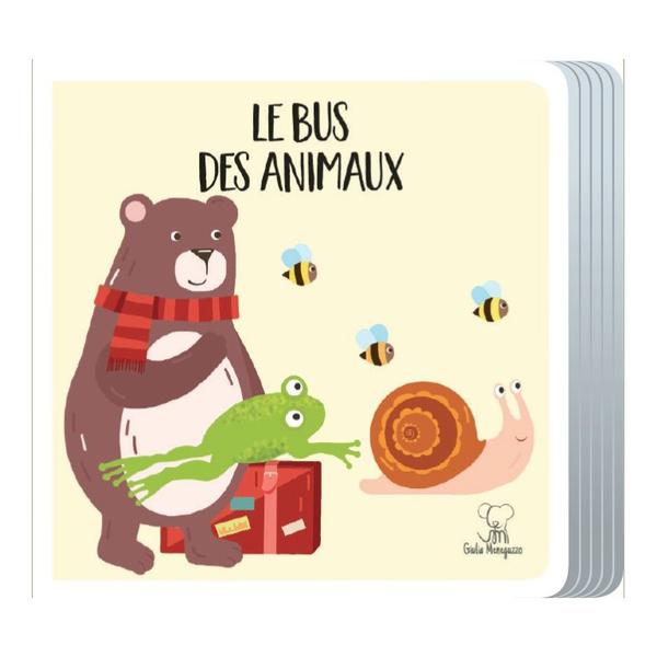 Puzzle Le bus des animaux