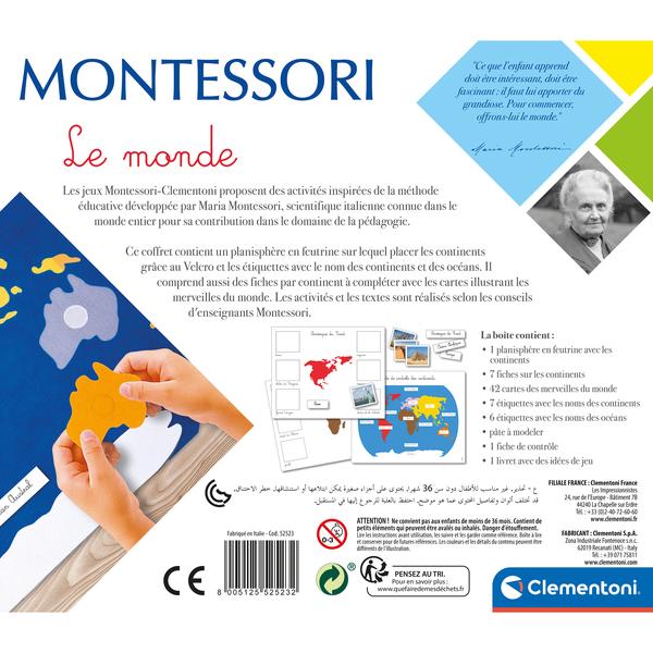 Montessori le monde