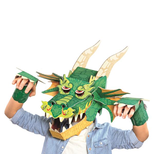Masque dragon - Play For Future