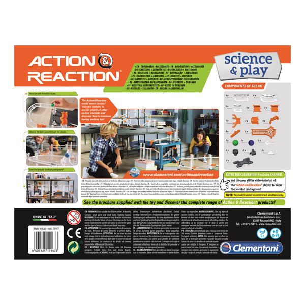 Action et réaction-Accessoires circuits