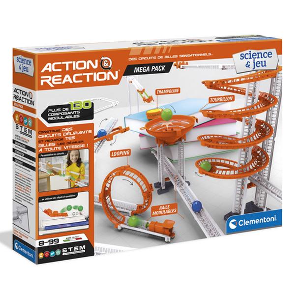Action et réaction-Mega pack 130 pièces