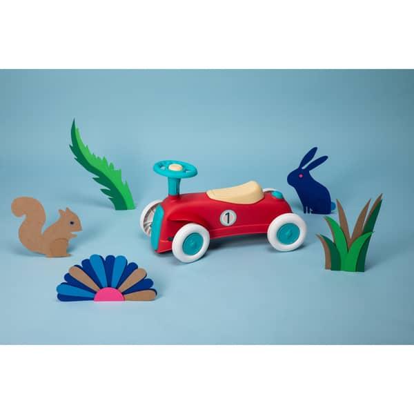 Porteur Ma première voiture rouge - Play For Future