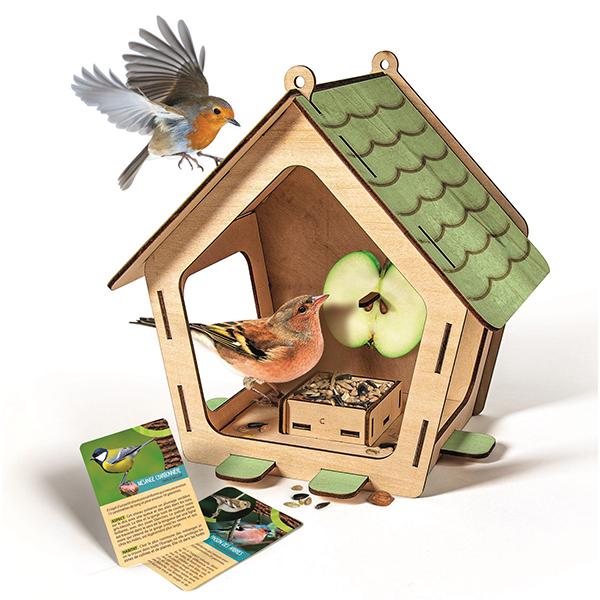 Mangeoire à oiseaux - Play for Future