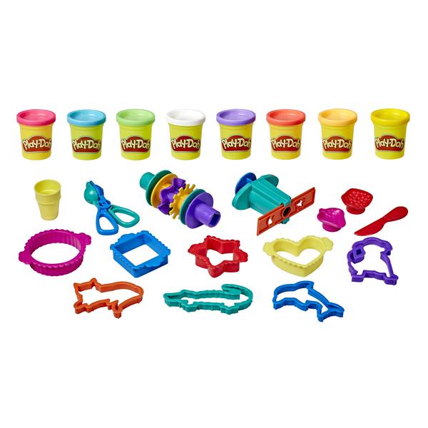 Pâte à modeler - Super boîte à accessoires Play-Doh