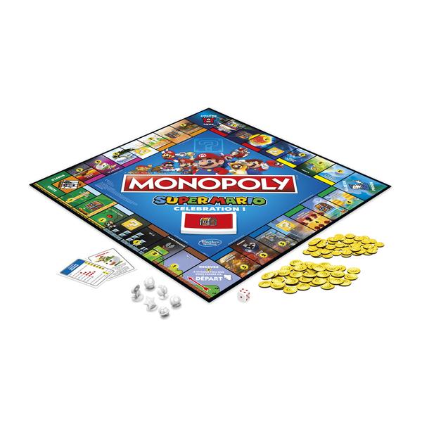Monopoly Super Mario Célébration