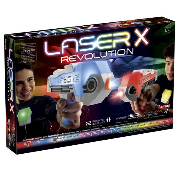 Laser X Revol Double