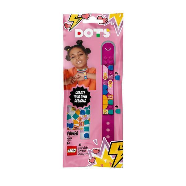 41919 - LEGO® DOTS - Le bracelet de Pouvoir