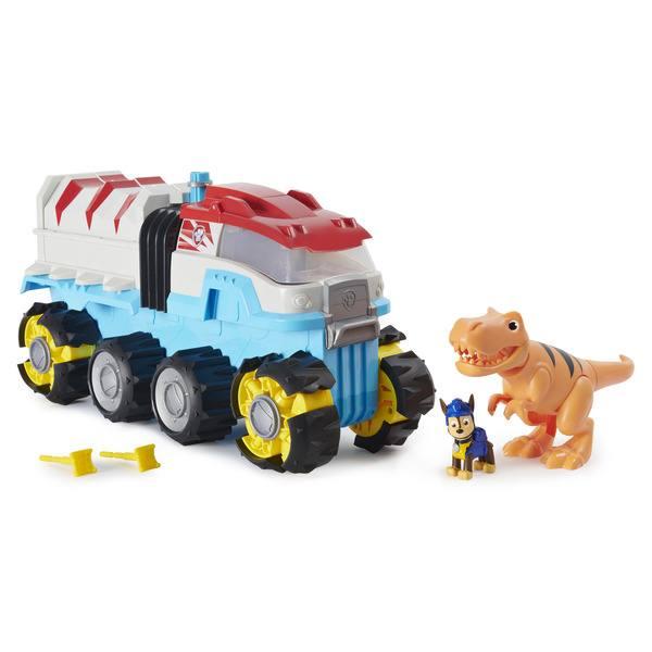 Véhicule motorisé Pat'Patrouille Dino Rescue - Dino Patroller