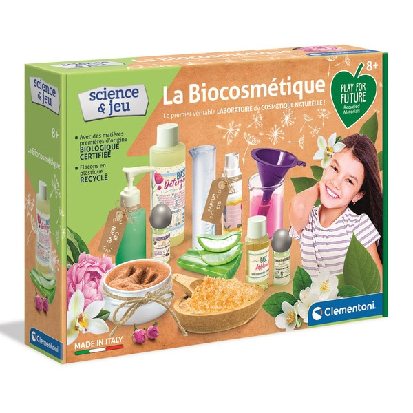 Atelier biocosmétique - Play For Future