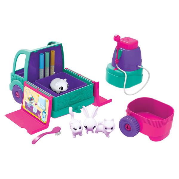 Washimals Pets Mobile Grooming Truck