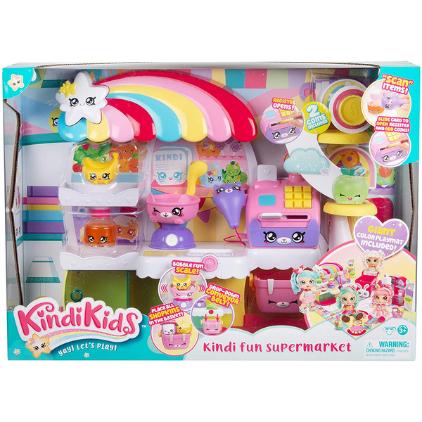 Supermarché Kindi Kids