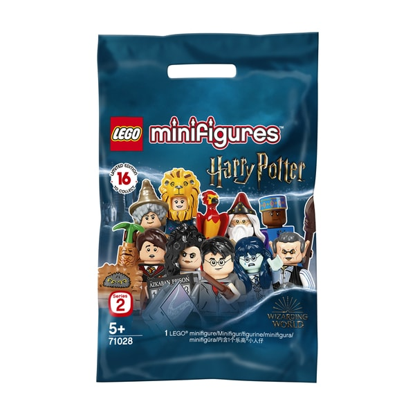 71028 - LEGO® Minifigures Harry Potter™ - Série 2
