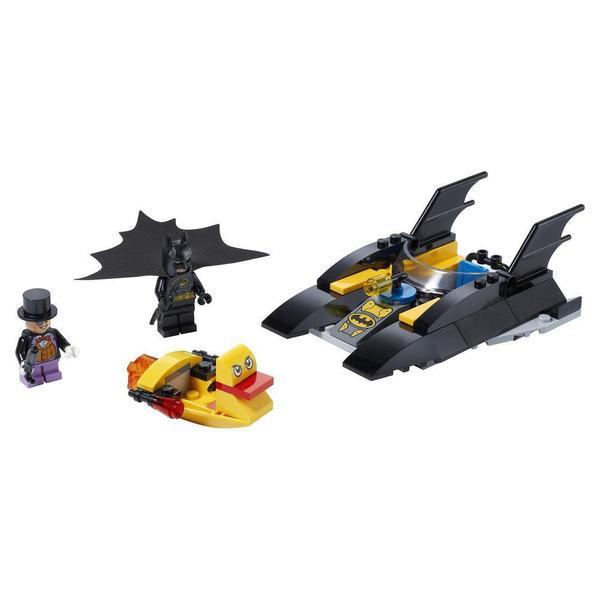 76158 - LEGO® DC Comics Super Heroes - La poursuite du Pingouin en Batbateau