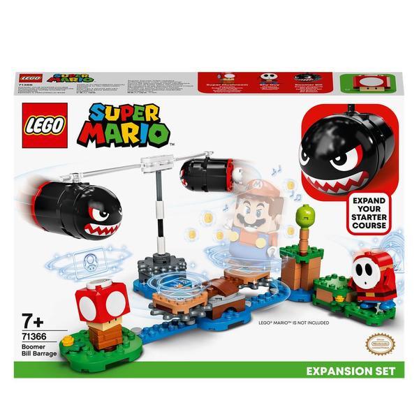 71366 - LEGO® Super Mario - Ensemble d'extension barrage de Bill Bourrins