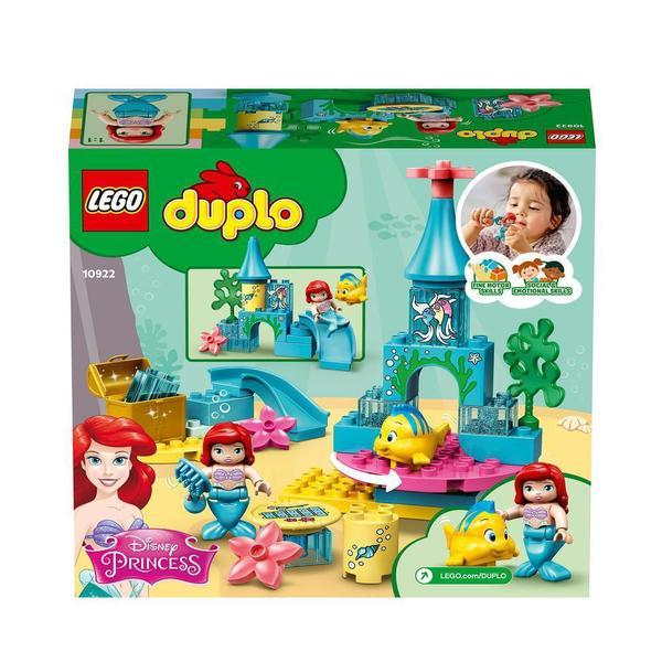10922 - LEGO® DUPLO® Le château sous la mer d